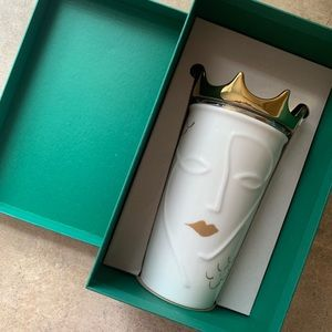 Starbucks crown tumbler